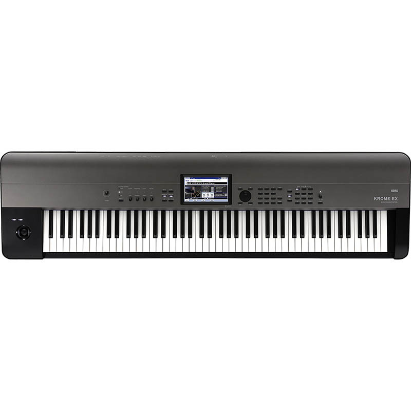 KORG KROME-88 EX シンセサイザー 88鍵盤【コルグ】