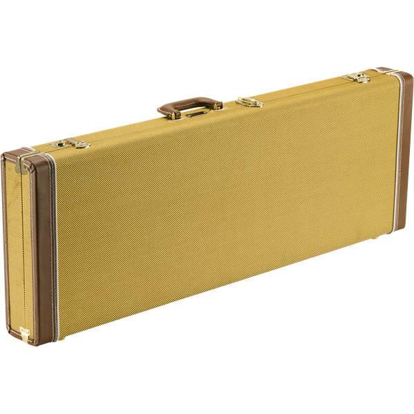 Fender Classic Series Wood Case Strat/Tele Tweed ハードケース【フェンダー】