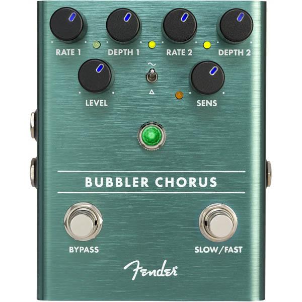 Fender Bubbler Analog Chorus コーラス【フェンダーエフェクター】