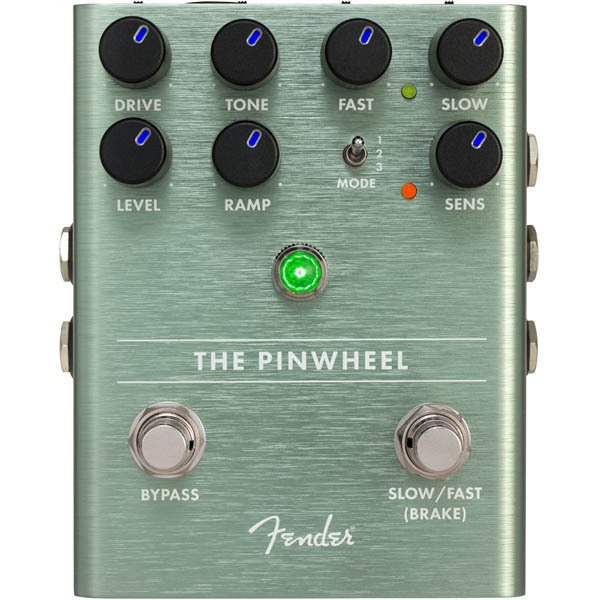 Fender The Pinwheel Rotary Speaker Emulator【フェンダーエフェクター】