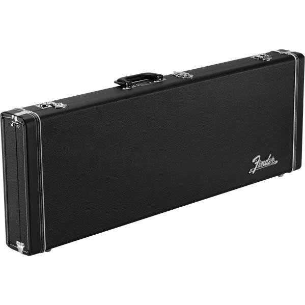 Fender Classic Series Wood Case Strat/Tele Black ハードケース【フェンダー】