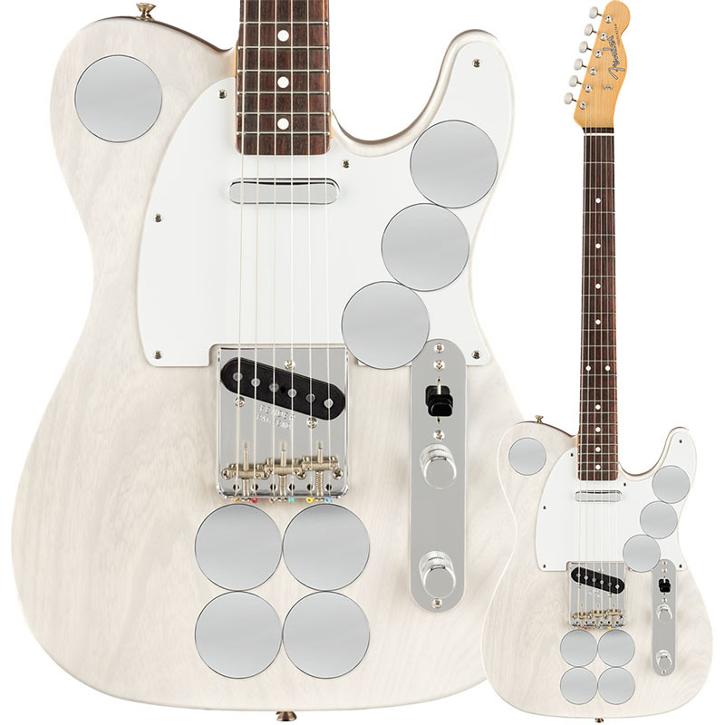 Fender Jimmy Page Mirror Telecaster Rosewood Fingerboard White Blonde 【フェンダージミー・ペイジテレキャスター】