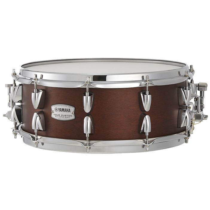 YAMAHA Satin Tour TMS1455 Custom Snare Drums Chocolate TMS1455 CHS Chocolate Satin スネアドラム【ヤマハ】, 虻田町:135bed00 --- officewill.xsrv.jp