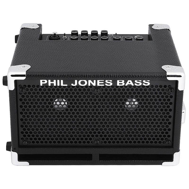 Phil Jones Bass Bass CUB II Black ベース・アンプ【フィルジョーンズ】