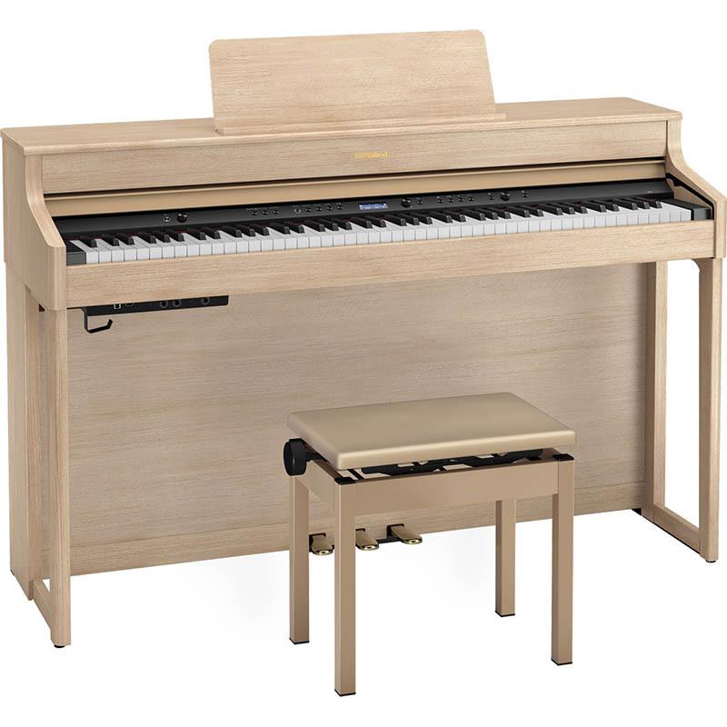 Roland/デジタルピアノ HP702-LAS(ライトオーク調仕上げ)【ローランド】【電子ピアノ】【沖縄・離島発送不可】 【代引き不可】