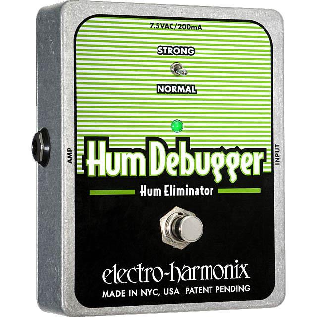 Electro Harmonix HUM DEBUGGER【エレクトロハーモニクス】
