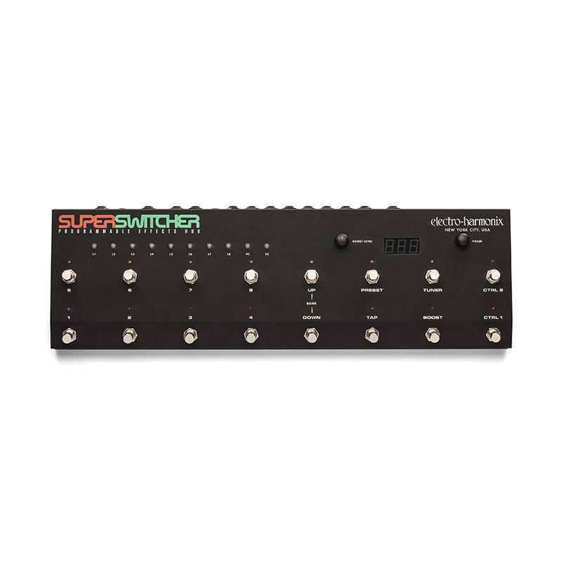 Electro-Harmonix Super Switcher プログラマブルスイッチャー【エレクトロハーモニックス】
