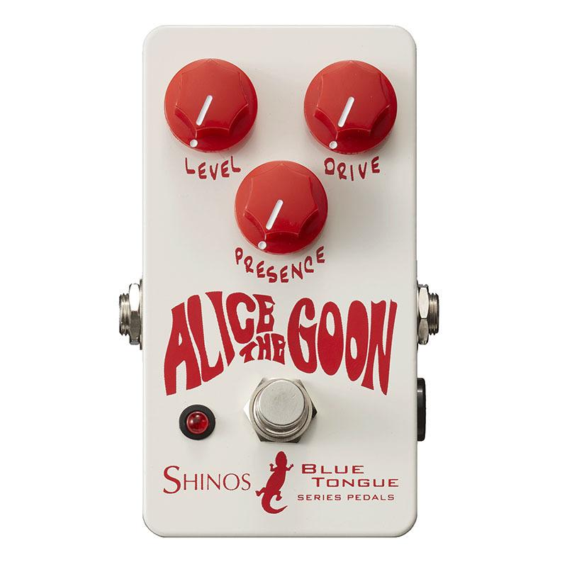 SHINOS Alice the Goon (アリス・ザ・グーン) SHI-BUL/ALI【シノーズ】