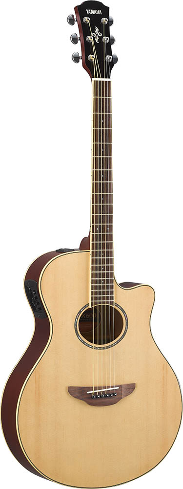 YAMAHA/エレクトリックアコースティックギター APX600 ナチュラル(NT)【ヤマハ】