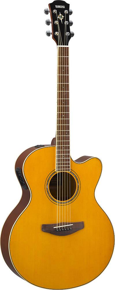 【オープニングセール】 YAMAHA/エレクトリックアコースティックギター CPX600 VT(ビンテージティント) CPX600【ヤマハ】, キャンペーン365:c5a20619 --- estudiosmachina.com