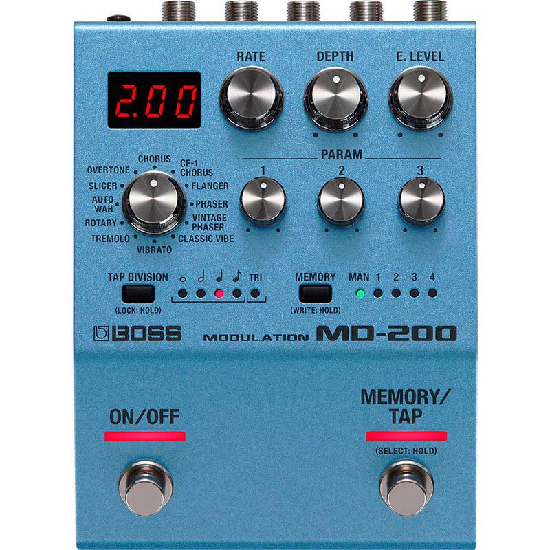 BOSS/MD-200 Modulation モジュレーション【ボス】