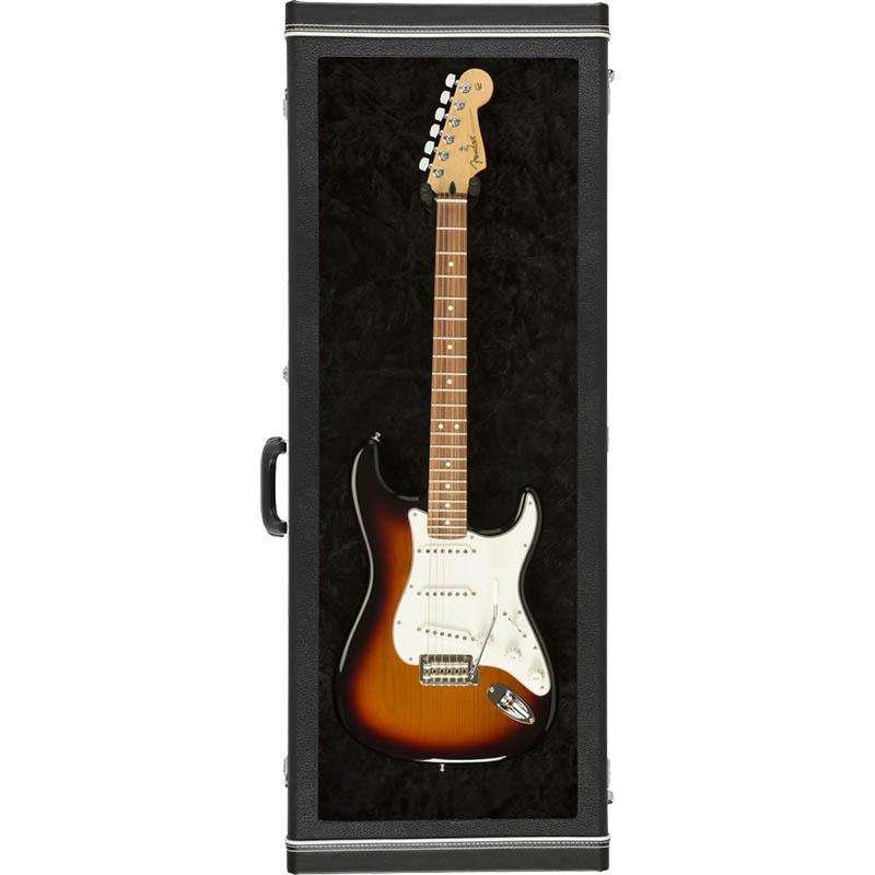 Fender Guitar Display Case Black ギターディスプレイケース 【フェンダー】