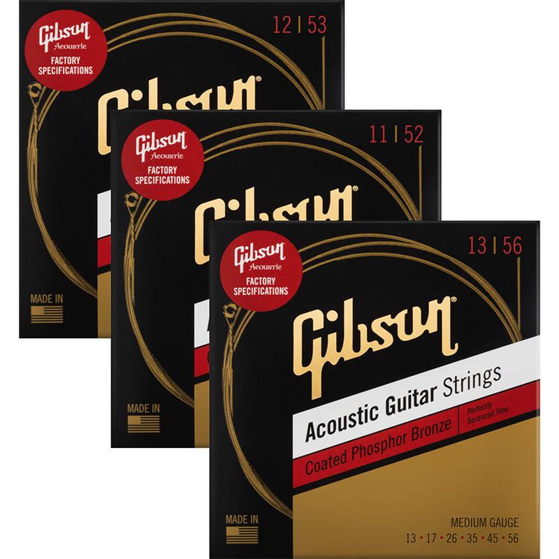 <title>Gibson SAG-CPB Coated Phosphor Bronze 誕生日プレゼント アコースティックギター弦 ギブソン</title>