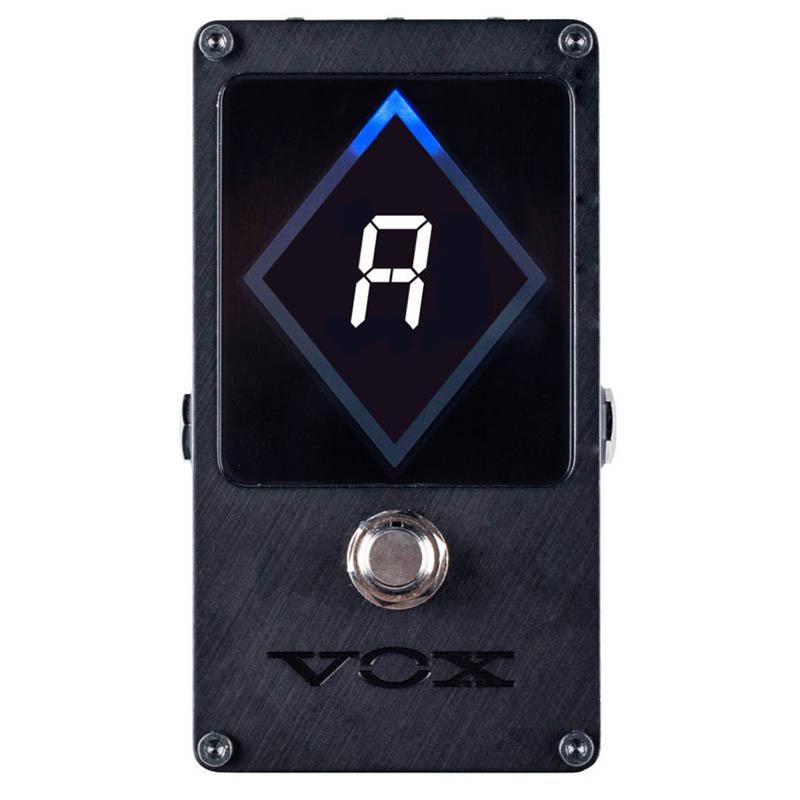 魅力の VOX VXT-1 STROBE PEDAL TUNER ペダル・チューナー 【ボックス】, カグの惑星 4801a29c