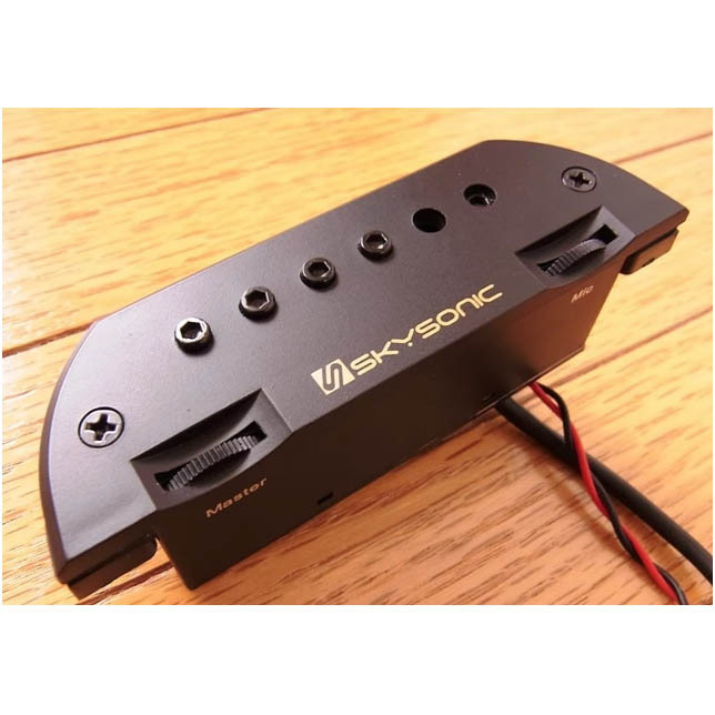 Skysonic T-903 2WAY SOUND HOLE PICKUP 【スカイソニック】