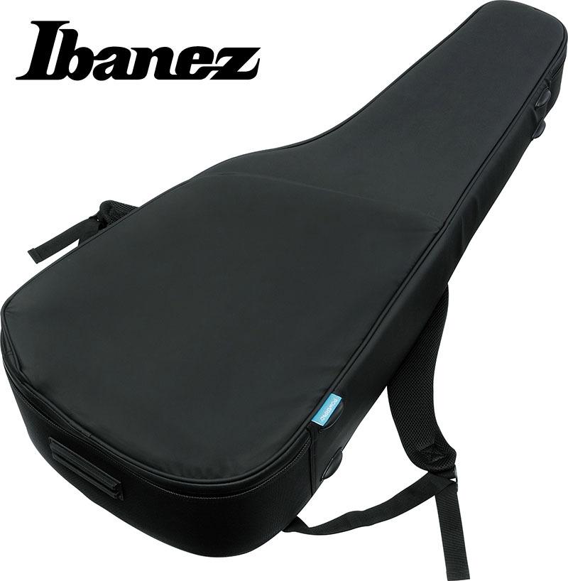 IBANEZ IAB724-BK POWERPAD ULTRA Gig Bag アコースティックギター用ギグバッグ【アイバニーズ】