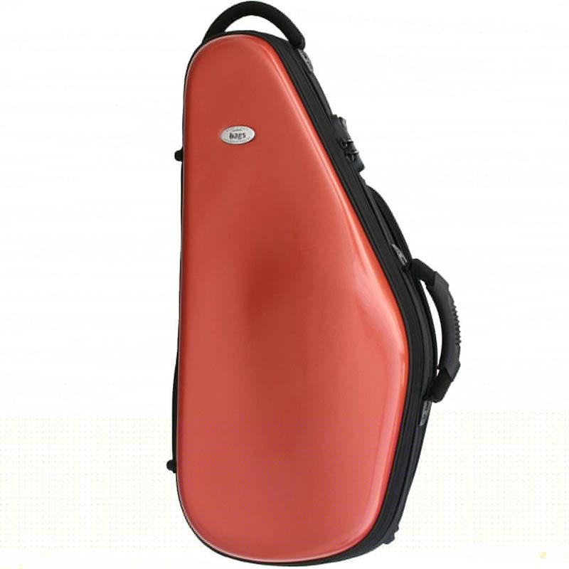 EFAS アルトサックス用ファイバーケース M-COPPER(メタリックカッパー)【バッグス】 bags