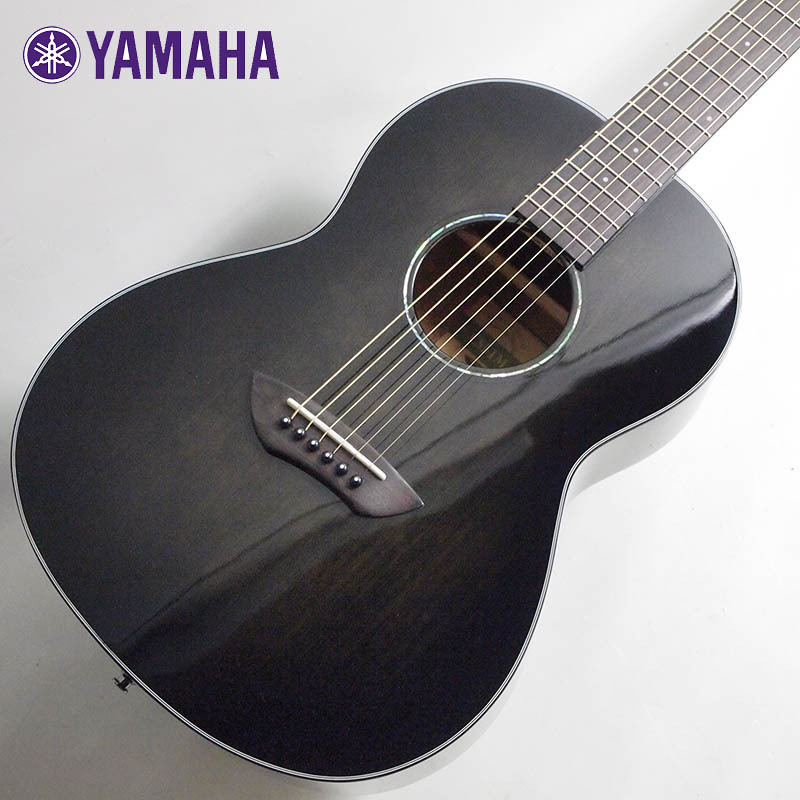 YAMAHA/エレクトリックアコースティックギター CSF1M TBL トランスルーセントブラック【ヤマハ】