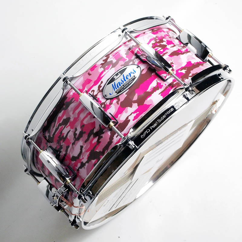 Pearl Colors Infinity Street Masters Maple Complete MCT1455S/C Y68【パールスネア】