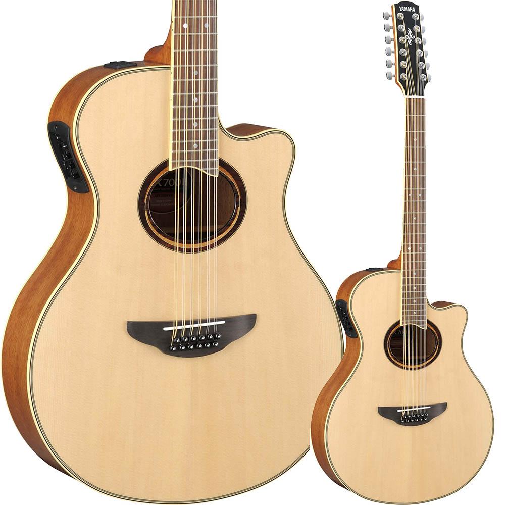 YAMAHA/エレクトリックアコースティックギター APX700II-12 12弦バージョン【ヤマハ】