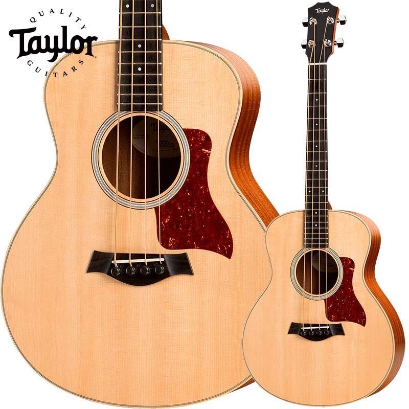 Taylor GS-Mini-e Bass ミニアコースティックベース ミニギター トラベルギター ミニベース トラベルベース【テイラー】【アウトドア】