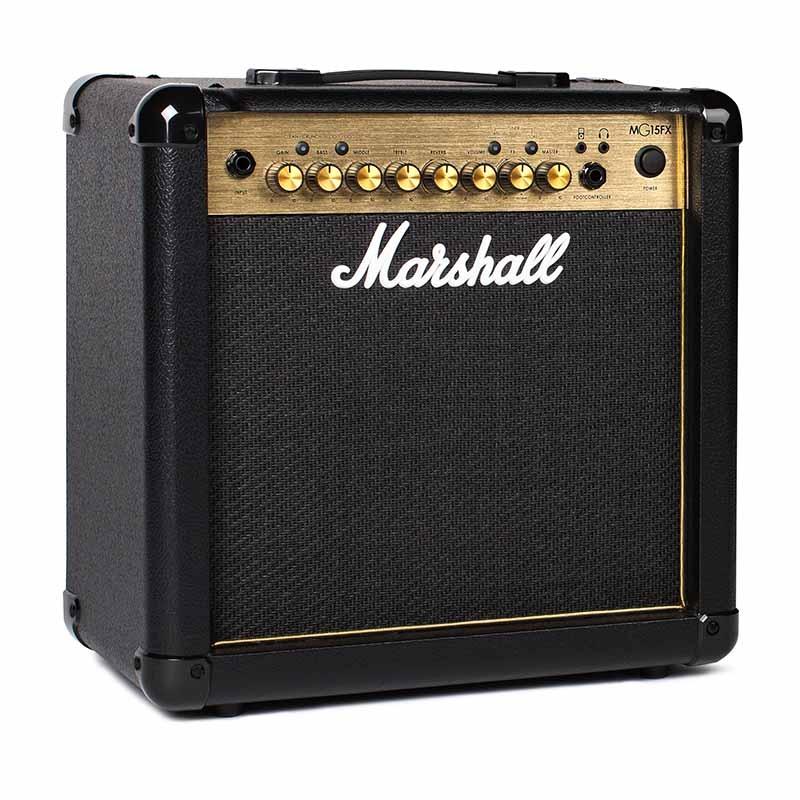 【良好品】 Marshall MG-Gold MG-Gold シリーズ ギターコンボアンプ MG15FX Marshall シリーズ【マーシャル】, イーストスタイル:a6c492e4 --- canoncity.azurewebsites.net
