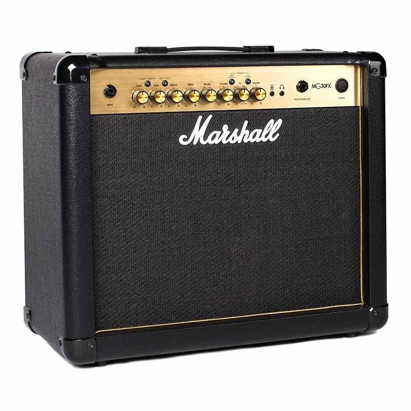 【メール便送料無料対応可】 Marshall Marshall MG-Gold シリーズ ギターコンボアンプ MG-Gold MG30FX【マーシャル】, ALPHASTYLE:a304cfa5 --- clftranspo.dominiotemporario.com