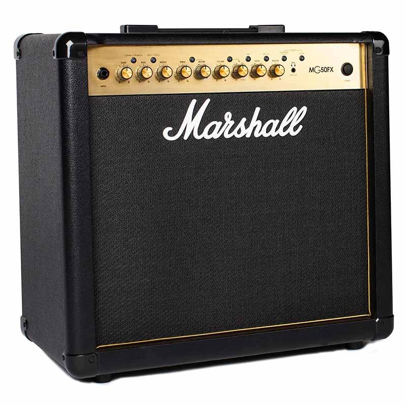 Marshall MG-Gold シリーズ ギターコンボアンプ MG50FX【マーシャル】