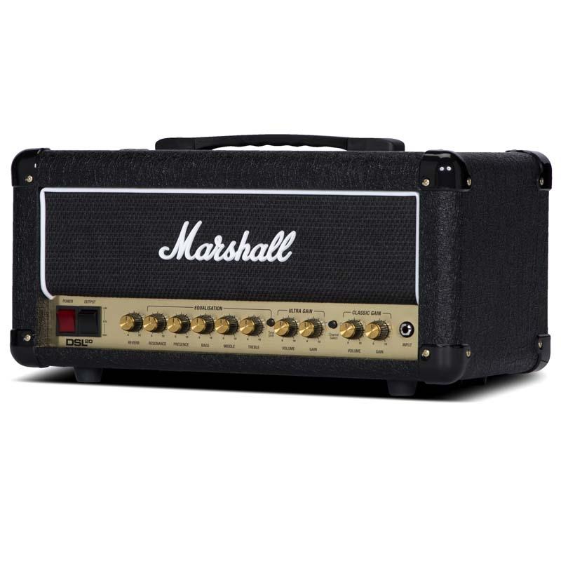 Marshall/オールチューブヘッドアンプ DSL20H【マーシャル】
