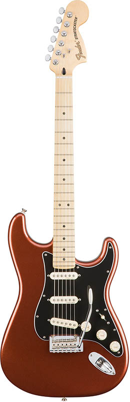 Fender Deluxe Roadhouse Strat Classic Copper Maple Fingerboard【フェンダーストラトキャスター】
