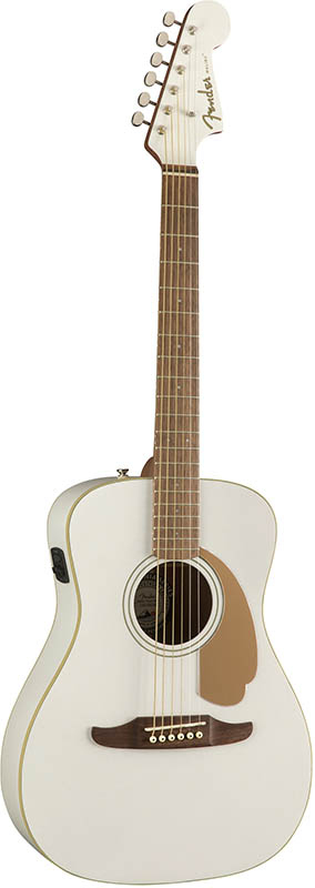 Fender/エレアコ Malibu Player Arctic Gold 【フェンダー】【正規輸入品】