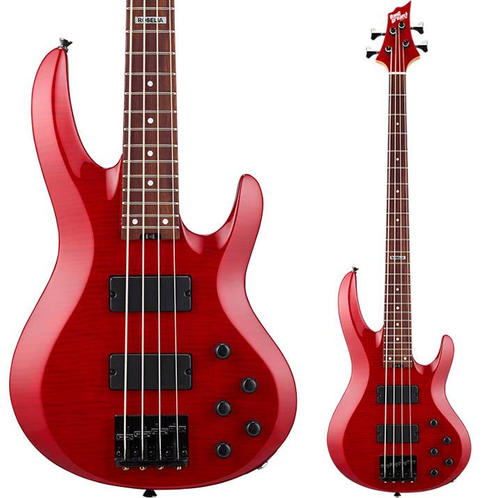 ESP×バンドリ ! コラボレーション BanG Dream! Roselia 今井リサ Model BTL LISA( See Thru Red )