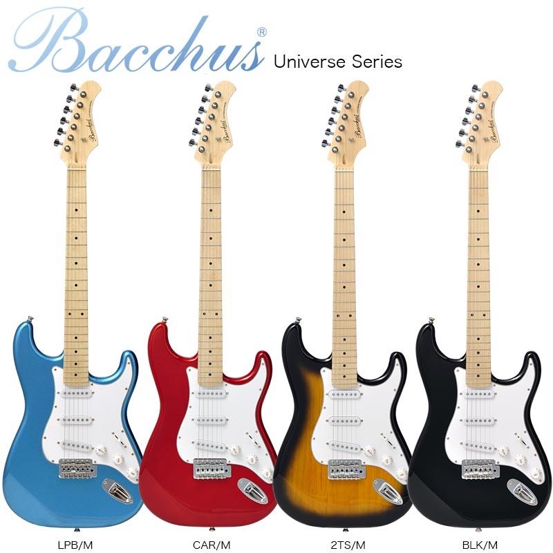 Bacchus/Universe Series エレキギターストラトタイプ BST-1M【バッカス】