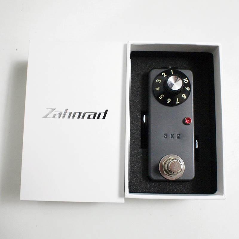 Zahnrad by nature sound エフェクター 3×2【ツァーンラート】
