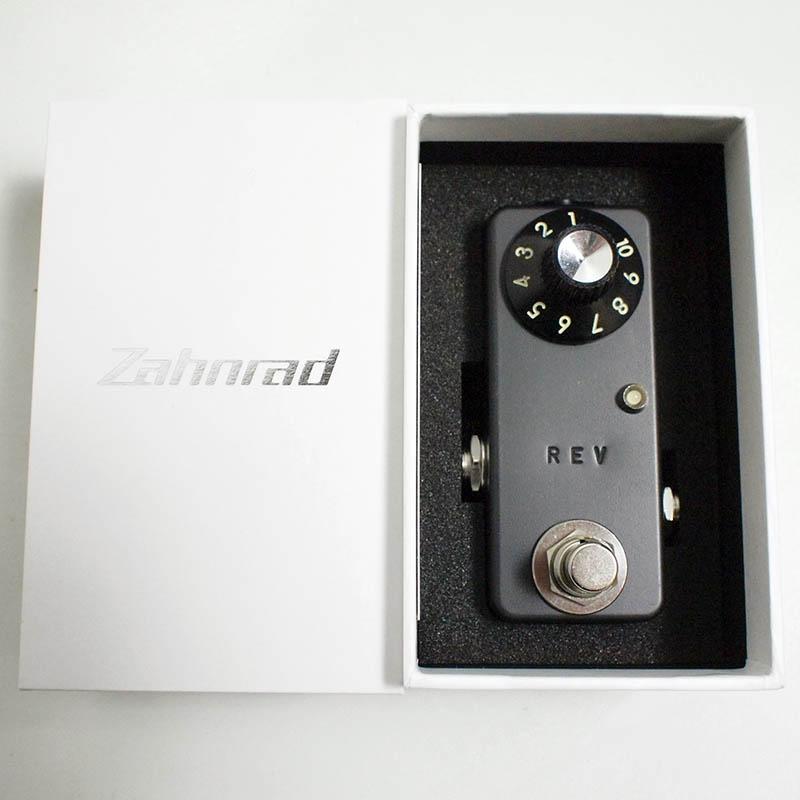 Zahnrad by nature sound エフェクター REV スプリングリバーブ【ツァーンラート】