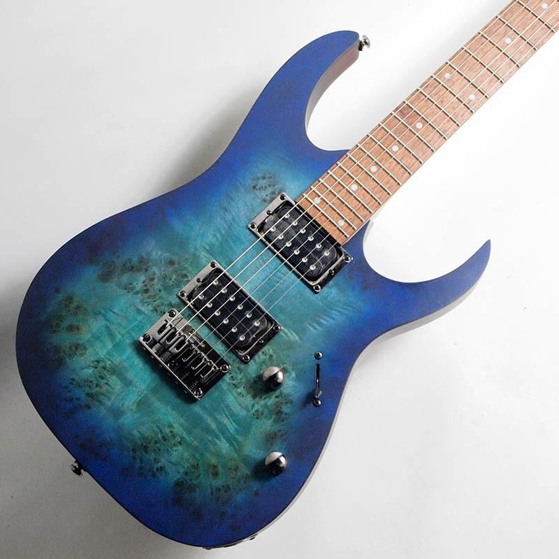 Ibanez/エレキ RG421PB-SBF (Sapphire Blue Flat)【アイバニーズ】