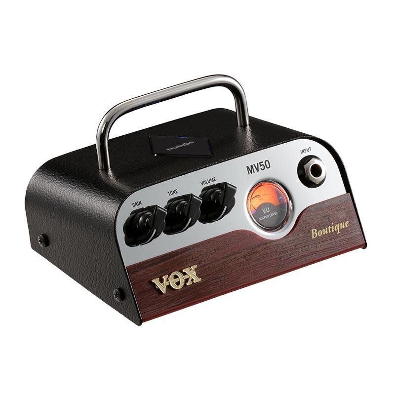 VOX/Nutube搭載 ギターヘッドアンプ MV50-BQ(Boutique)【ボックス】