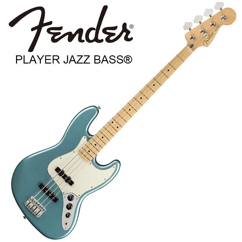 Fender Player Jazz Bass Tidepool【フェンダージャズベース】