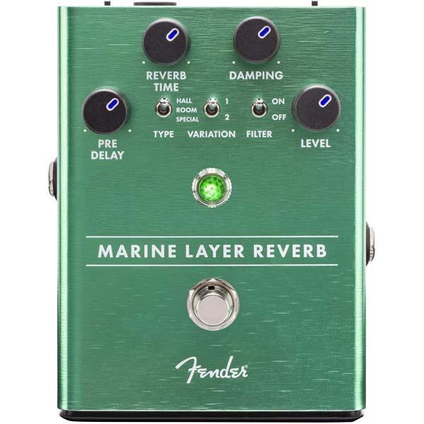 Fender Marine Layer Reverb リバーブ【フェンダーエフェクター】