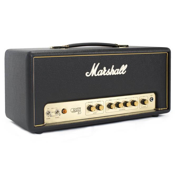 Marshall Origin20H 20W ギターアンプ(ヘッド)【マーシャル】