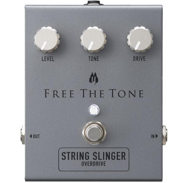 Free 安い 激安 プチプラ 高品質 The Tone STRING 期間限定 フリーザトーン SS-1V SLINGER オーバードライブ