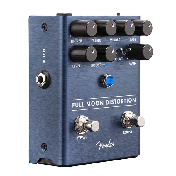 Fender Full Moon Distortion ハイゲインディストーション【フェンダーエフェクター】