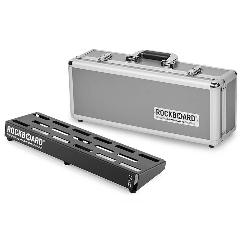 RockBoard DUO 2.1 46 x 14,6 with Flightcase エフェクターボード【ロックボード】