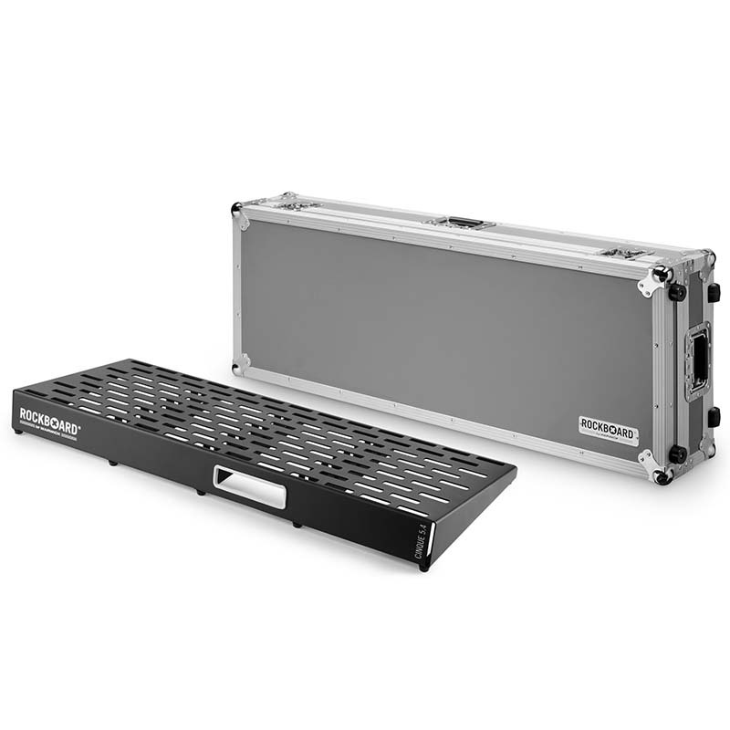 RockBoard CINQUE 5.4 102 x 41,6 with Flightcase エフェクターボード【ロックボード】
