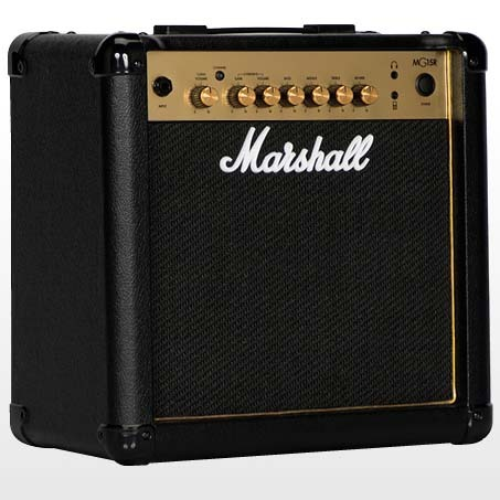 Marshall MG15R ギターコンボアンプ【マーシャル】