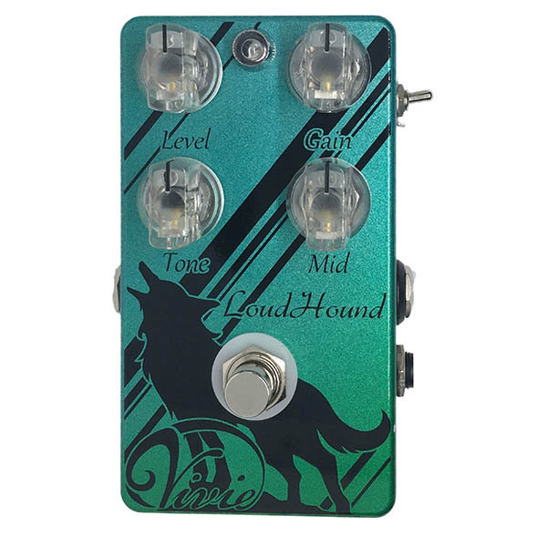 Vivie LoudHound OverDrive オーバードライブ