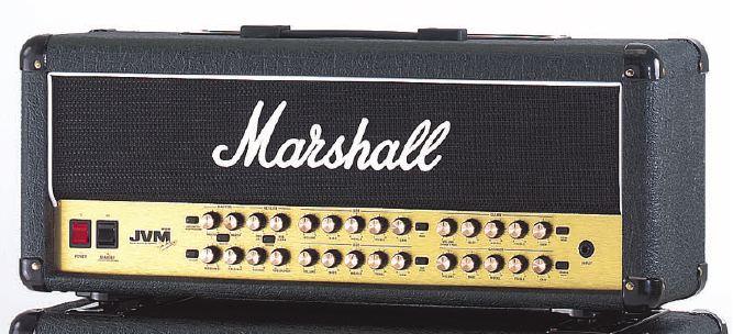 Marshall/ヘッドアンプ JVM410H【マーシャル】