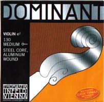 ついに再販開始 現代で最も主流のナイロン弦 Dominant ドミナント 1年保証 バイオリン弦セット