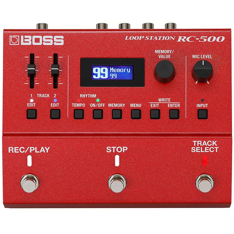 BOSS 激安 RC-500 LOOP ルーパー ボス 格安SALEスタート STATION