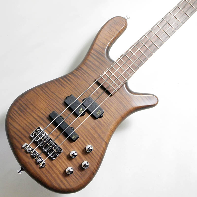 Warwick 売店 Team Built Streamer LX 4st Antique Transparent ワーウィック Tobacco Satin in Made Germany 返品送料無料